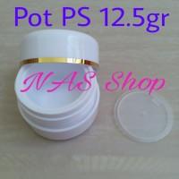Pot PS 12.5gr / Pot Cream