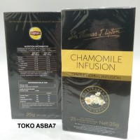 Lipton Chamomile Infusion Gente Herbal Infusion 25bags