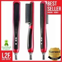 Catok Sisir Pelurus rambut New Fast Hair Straightener ASL-908 Original