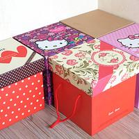 box kotak besar hadiah imlek christmas haloween acara kado import