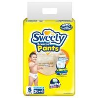 Sweety Bronze Pants S36+4