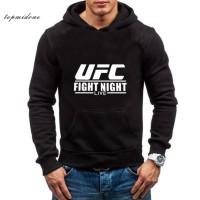 JAKET HOODIE JUMPER KEREN UFC