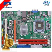 MOTHERBOARD intel LGA 775 G41 ECS DDR3 ONBOARD