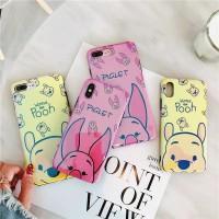 Casing import murah soft case for iphone 6 6S 6S plus 7 8 plus X