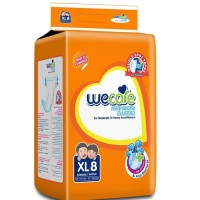 Wecare XL8 adult diaper tape / popok dewasa perekat
