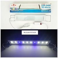 Lampu LED Aquarium / YAMANO LED P 400 5 Watt / 30-40 Cm