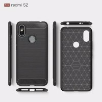 Xiaomi Redmi S2 - DELKIN IPAKY Carbon Case