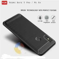 Xiaomi Redmi Note 5pro - DELKIN IPAKY Carbon Case