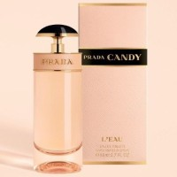 Parfum Original 100% Prada Candy Caramel 80ml Ori Reject Nonbox