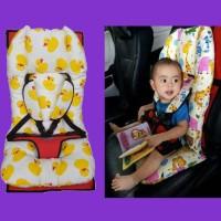 Portable Baby Car Seat Carseat Baby Bayi Bukn Pliko Organizer Jepang