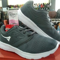 Sepatu Sneakers Olahraga Pria - Ardiles Rhine - Abu - Murah Berkualita