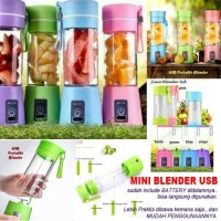 Blender portable juice mini cup portable