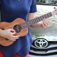 Gitar Ukulele Tenor Makoa TERBARU Free Tas dan Senar