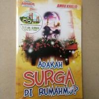 Original | Buku ADAKAH SURGA DI RUMAH MU ? | Amru Khalid | Aqwam