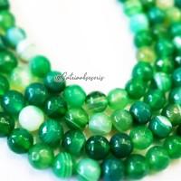 Batu Natural Cutting 10mm Natural Jade hijau putih giok hijau