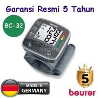 BEURER BC32 Tensimeter Digital Alat Ukur Tensi Darah Pergelangan BC 32
