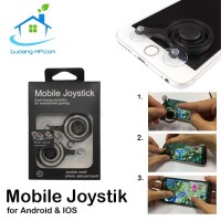 Mini Mobile JOYSTICK Suitable for all smartphone / Gamepad
