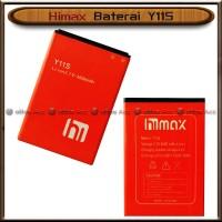 Baterai Himax Y11S Double Power Batre Batrai HP