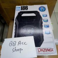 Speaker Dazumba DW 186 Speaker Bluetooth Dazumba DW 186 Plus MiKrofon