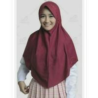 Kerudung jilbab instan rabbani original an hemy size XL