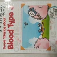 Blood Type 3, Buku Komik GolDar