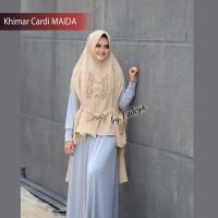 Khimar Cardi Maida by Fadeya Hijab