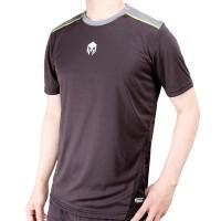 Baju Futsal Baju Olahraga Bola Jersey MILLS. Code: 1005 Black - Hitam, S