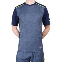 Baju Futsal Olahraga Kaos Bola Jersey MILLS. Code: 1001 Navy - Navy, S