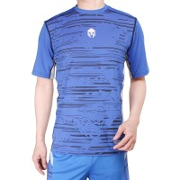 Baju Futsal Baju Olahraga MILLS .Code: 1004 Blue - Biru, M