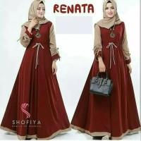 Renata long dress