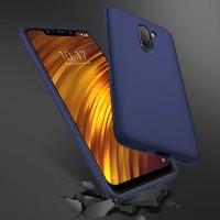 Case Silicone Fiber Shockproof Casing Xiaomi Pocophone F1