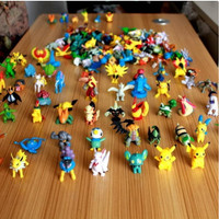 Pokemon Action Figure 24pcs Random Murah - Pokemon Figure