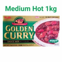 S&B Golden Curry 1Kg