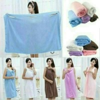 WEARABLE TOWEL - HANDUK MULTI FUNGSI - DRESS HANDUK KIMONO