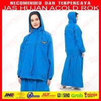 Jas Hujan Muslimah Jaket - Rok ACOLD