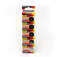 Baterai Panasonic CR2032 Asli dan SNI