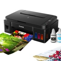 Printer Canon Pixma G2010 g2010 G 2010 All-in-One infus garansi resmi