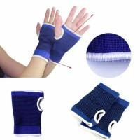 2pc Elastic Neoprene Wrist Support Strap Hand Palm Brace Glove Sleeve