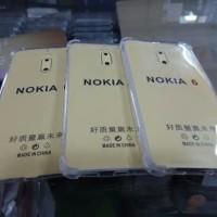 Nokia 6 Nokia6 Anti Crack Case Casing Cover Back Silikon Soft