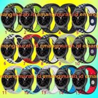 Strap silicon samsung gear s2 classic nike smart watch