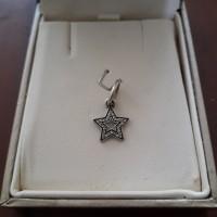 Pandora Charm Silver original Star design