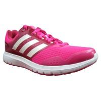 Sepatu Olahraga Running Lari Jogging Joging Adidas Duramo 7 W Pink Ori