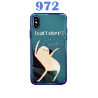Dijual Soft Case Casing iPhone 6 / 6S / 7 / 8 Plus / x XS XR X Limited