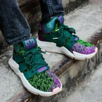 Sepatu Adidas Prophere X Dragon Ball Z Cell Premium Original