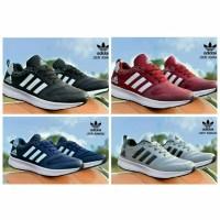 Sepatu Adidas original Sneakers Pria Lari Sepatu Cowok Olahraga Baru