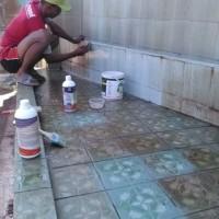 Faaz 250ml Pembersih Lantai Terbaru/Porcelain Cleaner High Quality
