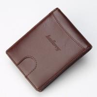 Baellerry Dompet Money Clip Import Wallet Bahan Kulit | CS-MC03