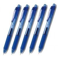 Pen Pentel EnerGel-X BLN105 0.5 mm Biru