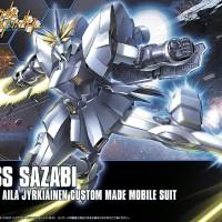 Bandai Gundam High-Grade Kits 1/144 HGBF Miss Sazabi