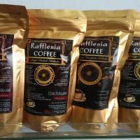 KOPI ROBUSTA BENGKULU - RAFFLESIA COFFEE 320 G